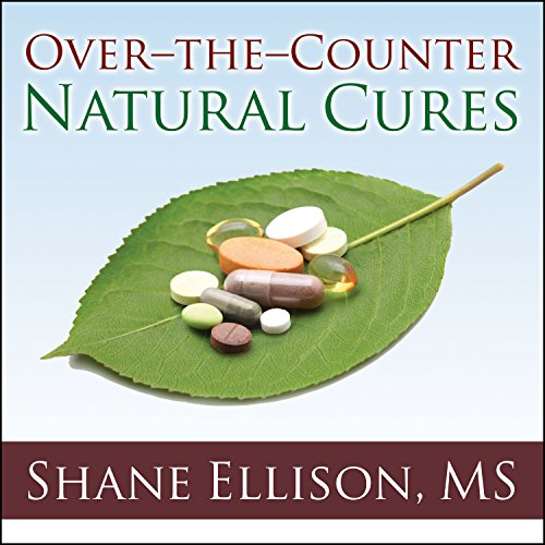 Over-the-Counter Natural Cures audiobook cover art