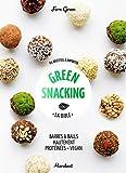 Green snacking - Barres et balls hautement protéinées + vegan