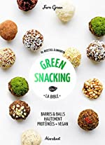 Green snacking - Barres et balls hautement protéinées + vegan de Fern Green