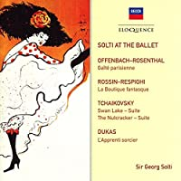 Solti at the Ballet by GEORG SOLTI