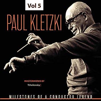 Milestones of a Conductor Legend: Paul Kletzki, Vol. 5