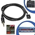 10x Kabel Halterung AUX Kabel Ladekabel verlegen Auto PKW KFZ Selbstklebend