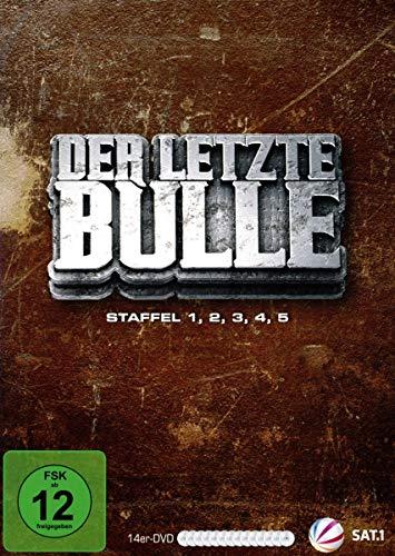 Baum, H: Der letzte Bulle-Staffel 1-5 Basic [14 DVDs]