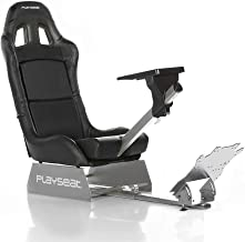 Playseat Revolution Racing Video Game Chair for Nintendo Xbox Playstation CPU Supports Logitech Thrustmaster Fanatec Steering Wheel and Pedal Controllers
