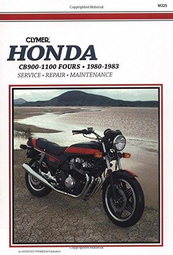 Honda CB900-1100 Fours 80-83: Clymer Workshop Manual