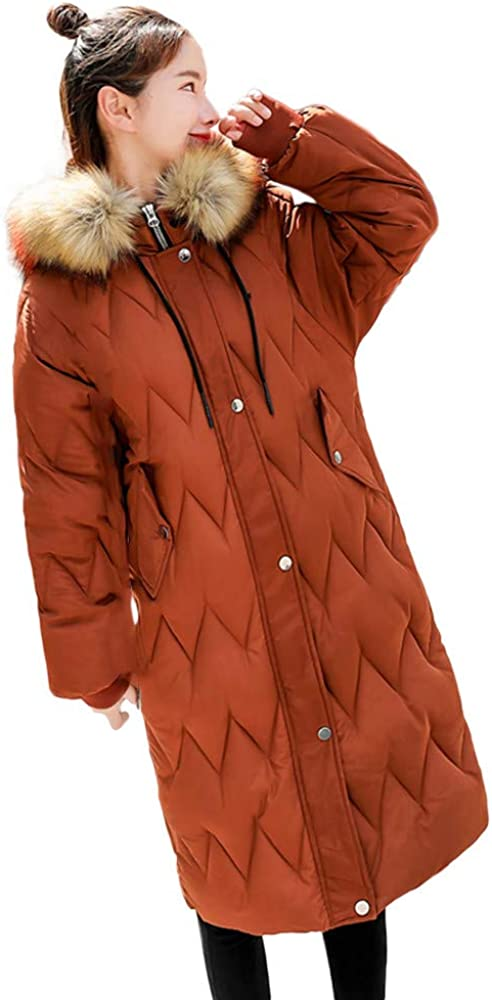 YKARITIANNA Women Tops Thicken Roomy Soft Coat Fur Lo Selling rankings Deluxe Faux Warm