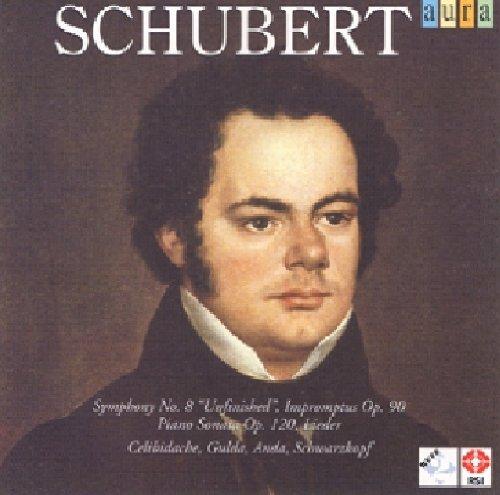 Symphonie Nr. 8/ Impromptus Op. 90 / Lieder / Piano Sonata Op. 120