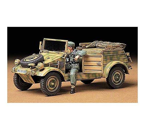 Tamiya - 35213 - Maquette - Kubelwagen TYP 82 - Echelle 1:35