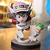 AMrjzr Figura Dr. Dragon Ball IQ Corriendo Arale -15cm