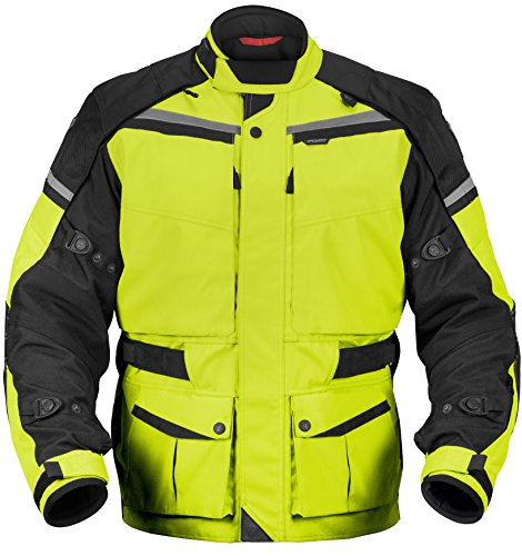 safest leather motorcycle jacket