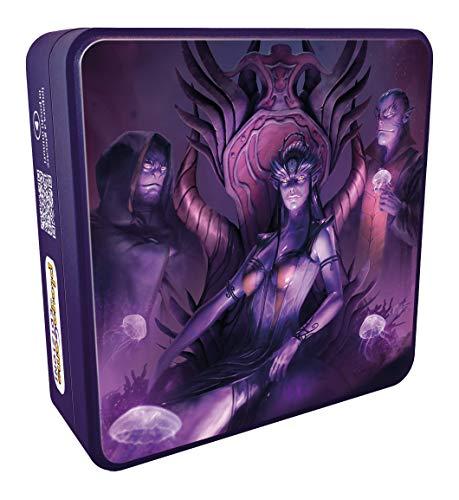 Playagame Edizioni - Conspiracy: Einträge in die Welt von Abyss - Italienische Ausgabe [Violett-Box]