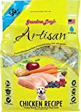 Grandma Lucy's Artisan Dog Food, Grain Free and Freeze-Dried - Artisan Chicken, 10Lb Bag