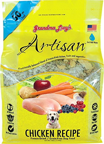 Grandma Lucy's Artisan Dog Food, Grain Free and...