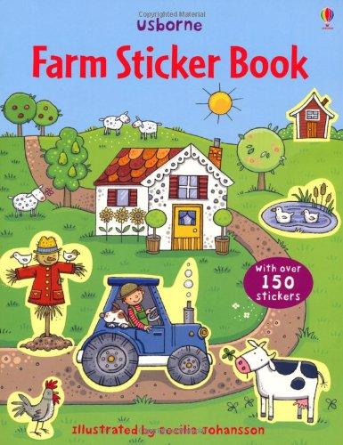 Farm Sticker Book (First Sticker Books series)