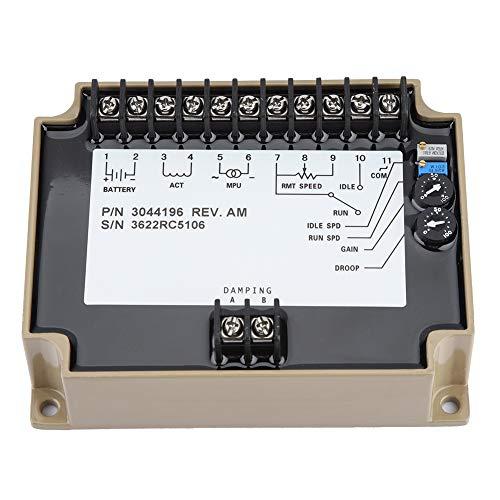 Generator Speed Controller, Electronic Engine Speed Controller Governor 3044196 Generator Speed Control Board, 1KHz~6.5khz