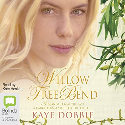 Willow Tree Bend audiobook cover art
