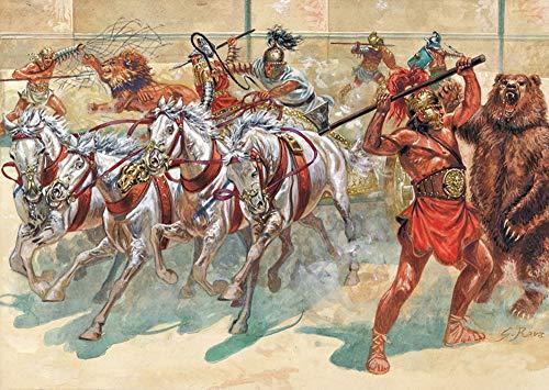 Italeri 1:72 Gladiatori I Secolo a.C al I Secolo d.C