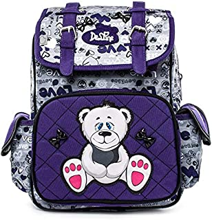Best Quality - De lune schoolbag for Girls - De lune Grade 1-4 Kids Orthopedic Schoolbag Cartoon Tank Pattern School Bags for Boys Backpack Mochila Escolar ...