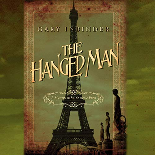 The Hanged Man audiobook cover art