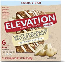 Millville Elevation White Chocolate Macadamia Nut Energy Bars 14.4oz