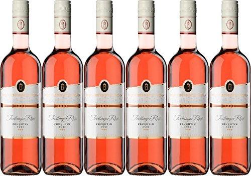 Heuchelberg Weingärtner Schwaigerner Grafenberg Trollinger Rosé Qualitätswein (6 x 0,75L)