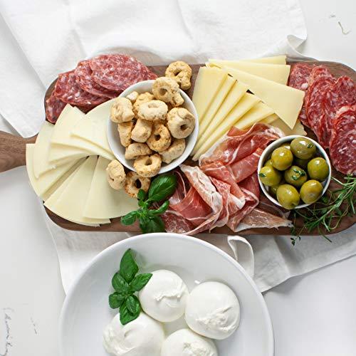 Martha Stewart Antipasto Classics Gift Basket - With Italian Cheeses,...