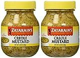Zatarains Seasoning Mustard Creole (2 Pack)