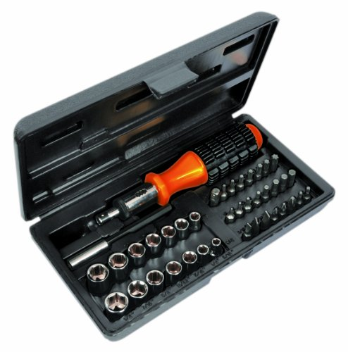 Avit AV07030 - Juego de destornilladores y puntas