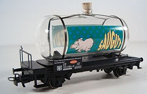 Märklin 44522, Glaskesselwagen Saugut,