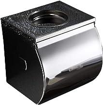 NACHEN Badkamer Toiletrolhouder Wandmontage Waterdichte Badkamer Toiletrolhouder Rvs Roll Tissue Box Met Asbak Papier Weef...