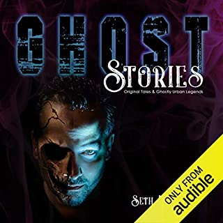 Ghost Stories: Original Tales & Ghostly Urban Legends audiobook cover art