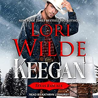 Keegan audiobook cover art