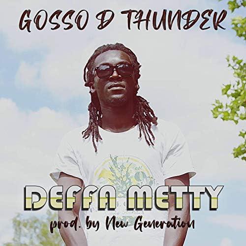Gosso D Thunder