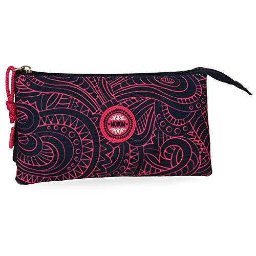 Trousse 3 compartiments Movom Paisley