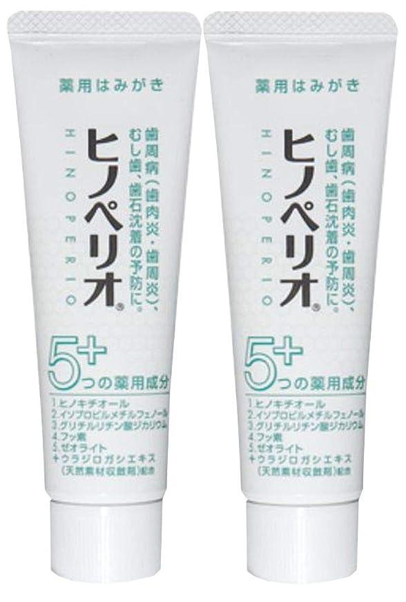 ボード食料品店レコーダー昭和薬品 ヒノペリオ60g 医薬部外品 × 2本