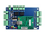 Professional 2 Doors IP Based Wiegand 26 bit 34Bit Network Access Control Board...