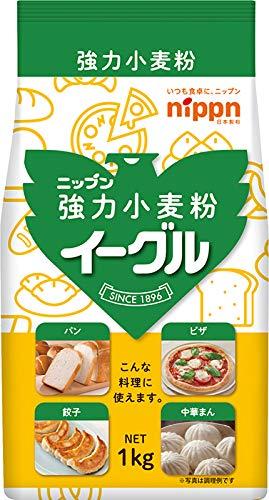 ニップン『強力小麦粉イーグル 1kg』