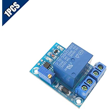DC 12v battery low voltage automatic cut off switch controller modu es