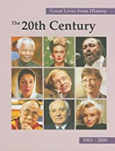 Great Lives from History, Volume 5: The 20th Century, 1901-2000: Dorothy Crowfoot Hodgkin-Georges Lemaitre