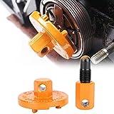 Extractor de embrague de metal de alta resistencia, piezas de motosierra, embrague de tope de pistón, para máquina de hierba