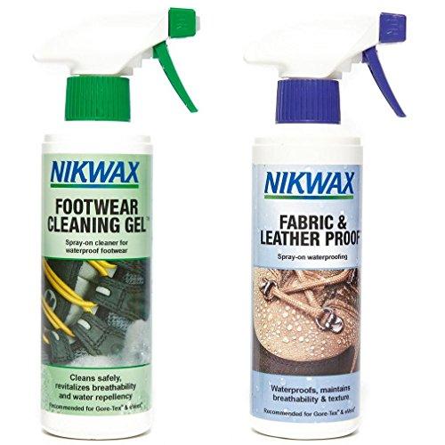 Nikwax Gel nettoyant et imperméabilisant pour Chaussures 300 ML
