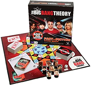 Cardinal Industries Big Bang Theory Trivia Game