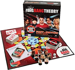 Cardinal Industries Big Bang Theory Trivia Game