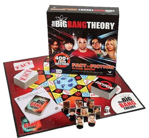 [Import Anglais]Big Bang Theory Trivia Game