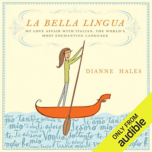 La Bella Lingua audiobook cover art