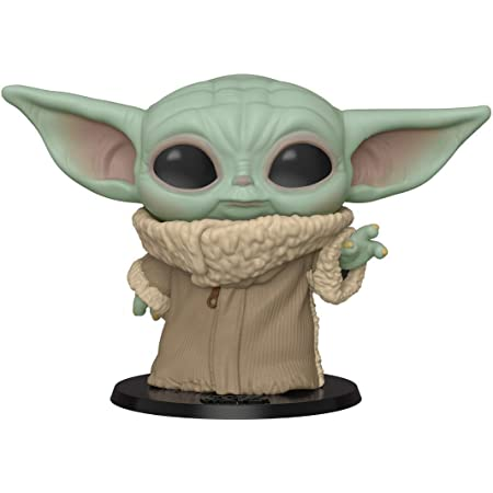 "Funko Pop! Star Wars: The Mandalorian - The Child, 10"" Super Sized Pop"