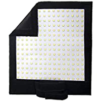 Savage LiteShaper Flexible LED Panel + Impact Air-Cushioned Light Stand (Black, 8')