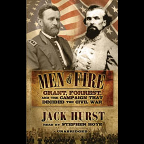 Men of Fire audiobook cover art