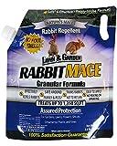 Nature's MACE Rabbit Repellent 3lb Granular / Treats 1,350 Sq. Ft. /...