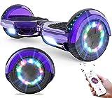GeekMe Hoverboard Auto bilanciamento Scooter 6.5 '' Regalo per Bambini e Adulti -...